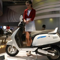 TVS iQube – India's First Hybrid Scooter Might Launch on August 23rd