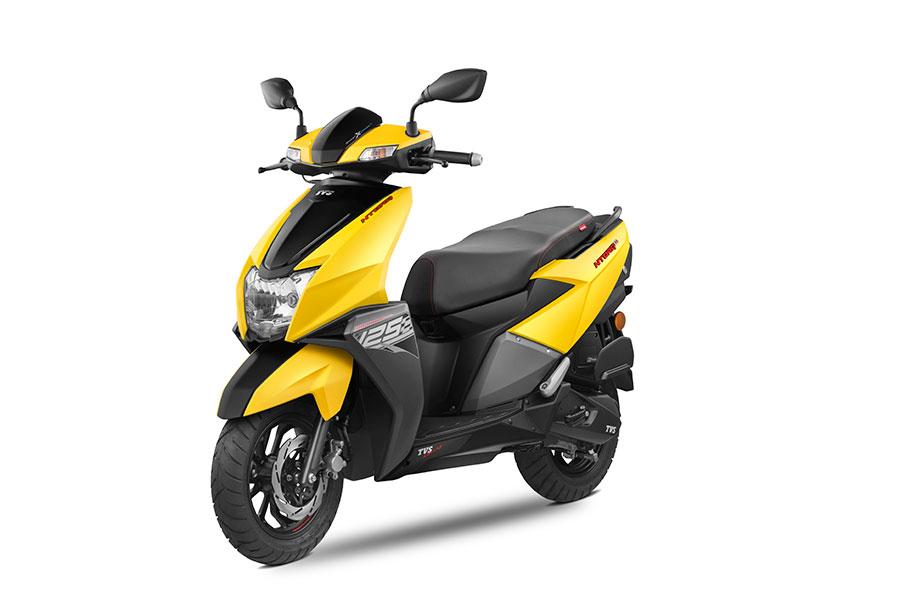 Tvs Ntorq 125 Smart Scooter Launched In Sri Lanka Gaadikey