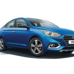 2018 Hyundai Verna Anniversary Edition Launched in 2 New Colors
