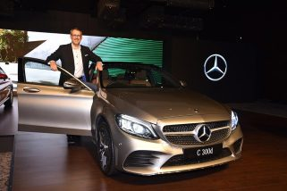Mercedes Benz C220d Progressive, C220d Prime & C300d AMG Launched