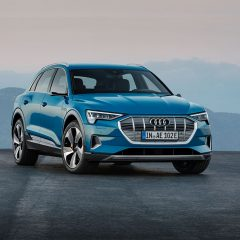 Audi e-tron: First All-electric series production model Launched