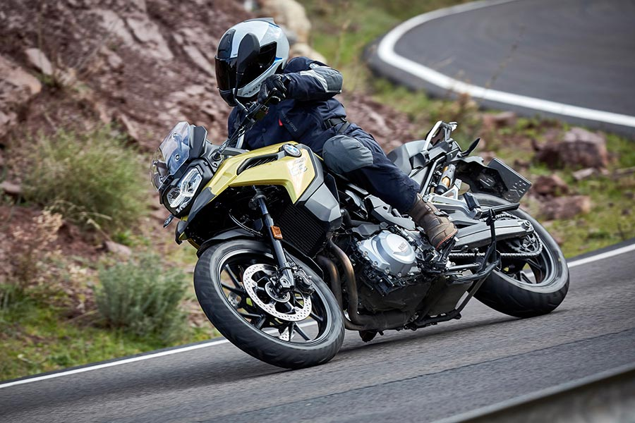 new bmw f 750 gs and bmw f 850 gs launched in india gaadikey. Black Bedroom Furniture Sets. Home Design Ideas