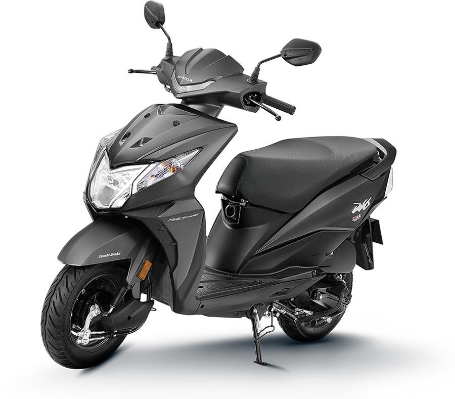 2020 Honda Dio grey color standard 2020 Dio