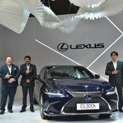 All New LEXUS ES 300h Arrives in India