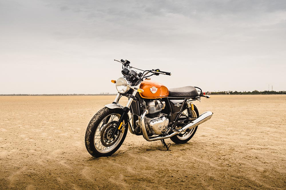 Continental Gt Motorcycle