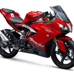 TVS Apache RR310 Launched at NADA Auto Show 2018