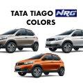 Tata Tiago NRG Colors - Tata Tiago NRG All Colors - Tiago NRG All Color variants