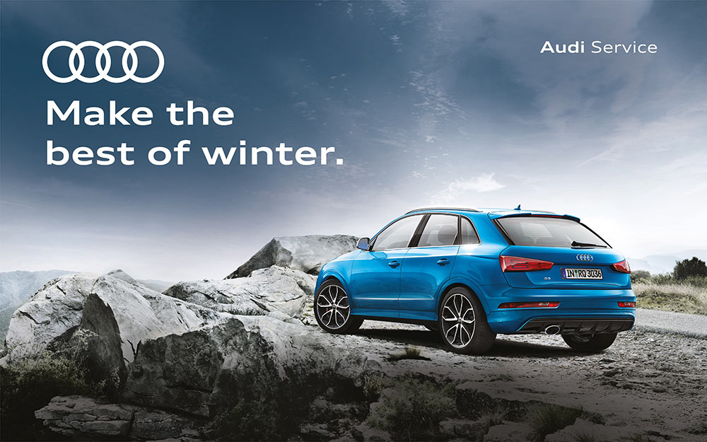 Audi India Launches Limited Period Winter Benefits And