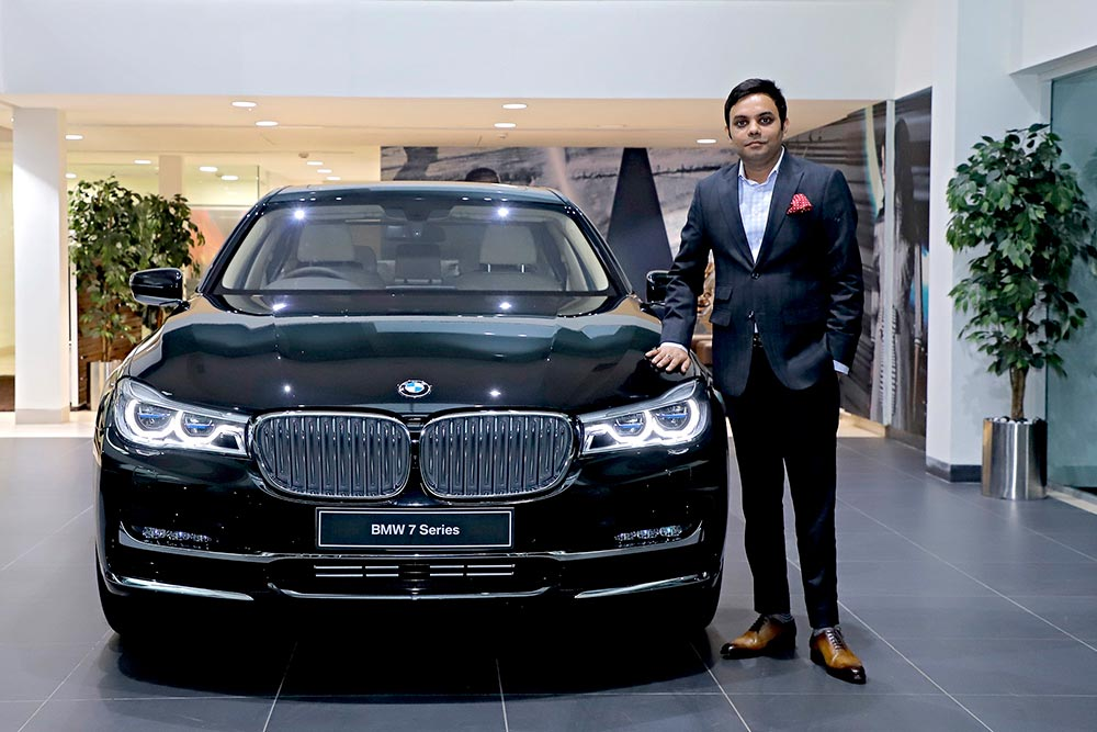 102078b1385 BMW India Opens New Dealership in Surat -