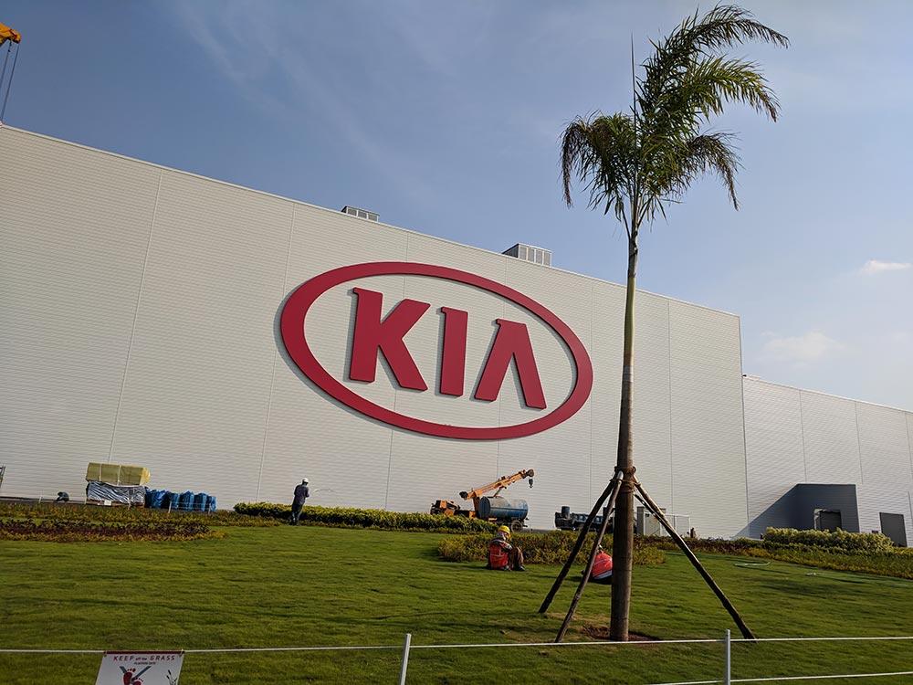 A Trip To Kia Motors India Plant In Penukonda Andhra