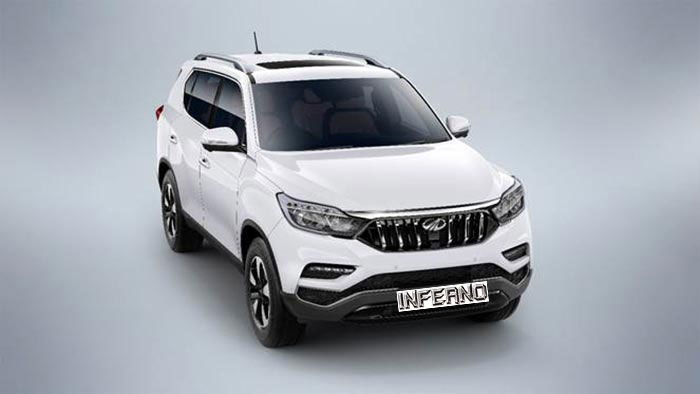 Mahindra Inferno SUV Launch on 19th Nov 2018 - To Rival Fortuner - GaadiKey