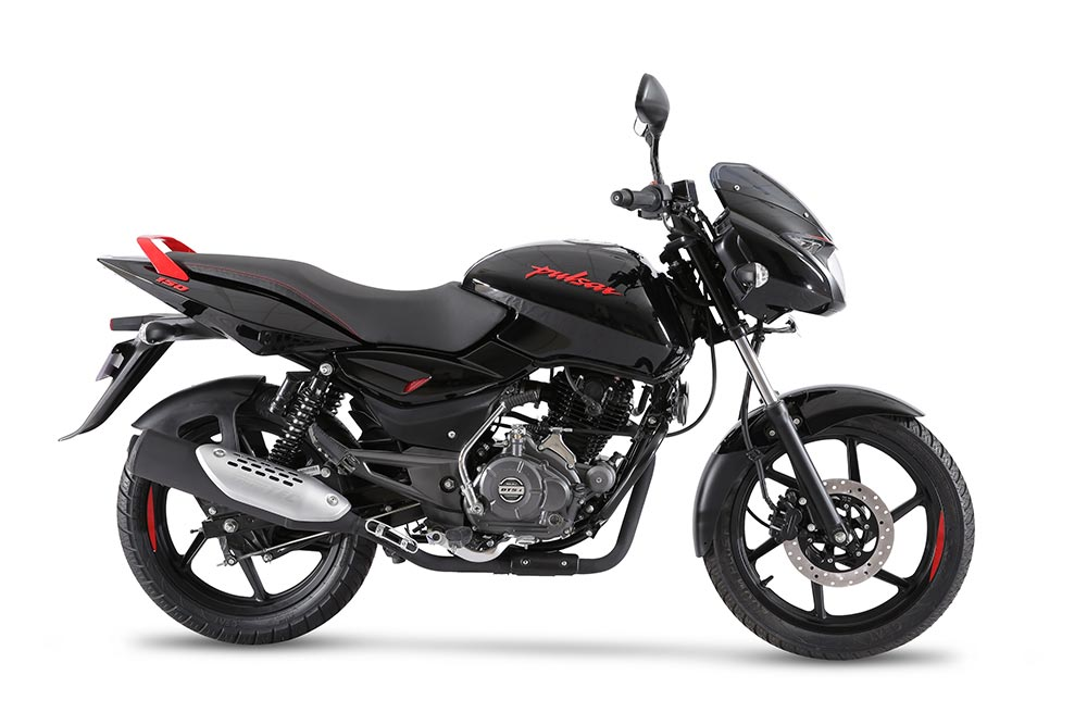 2019 Bajaj Pulsar 150 Neon Red Color - Bajaj Pulsar Neon Red color