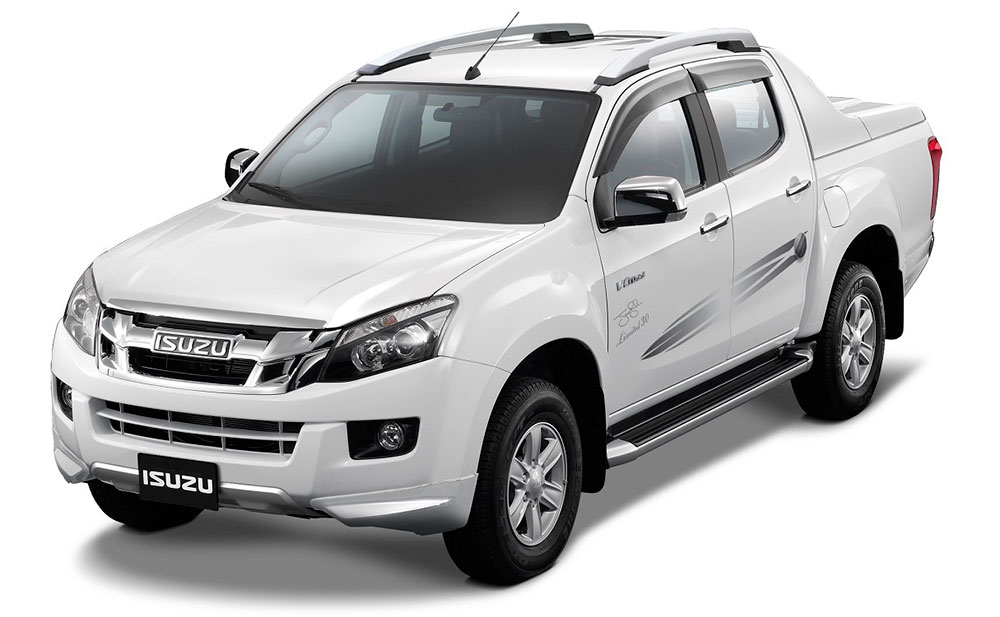 ISUZU V-Cross Limited 30 Jonty Rhodes