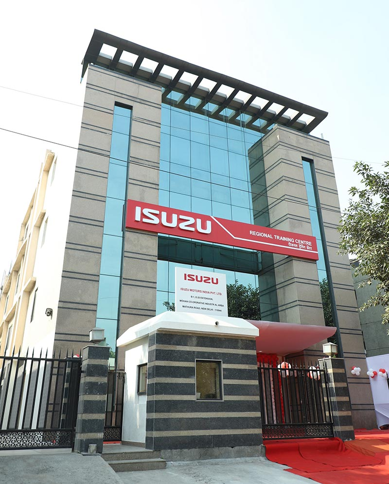 ISUZU Regional Training Centre