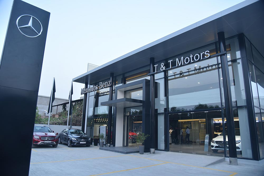 Mercdes-Benz T&T Motors
