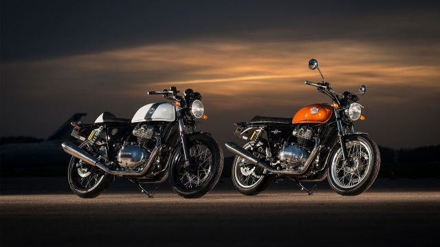 Royal Enfield Interceptor 650 Price - Continental GT 650 Price Revealed