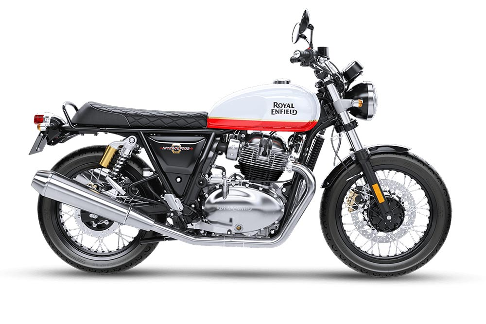 Royal Enfield Interceptor Bakers Express Color - Interceptor 650 Baker Express Color - Intercepter Baker Express Color