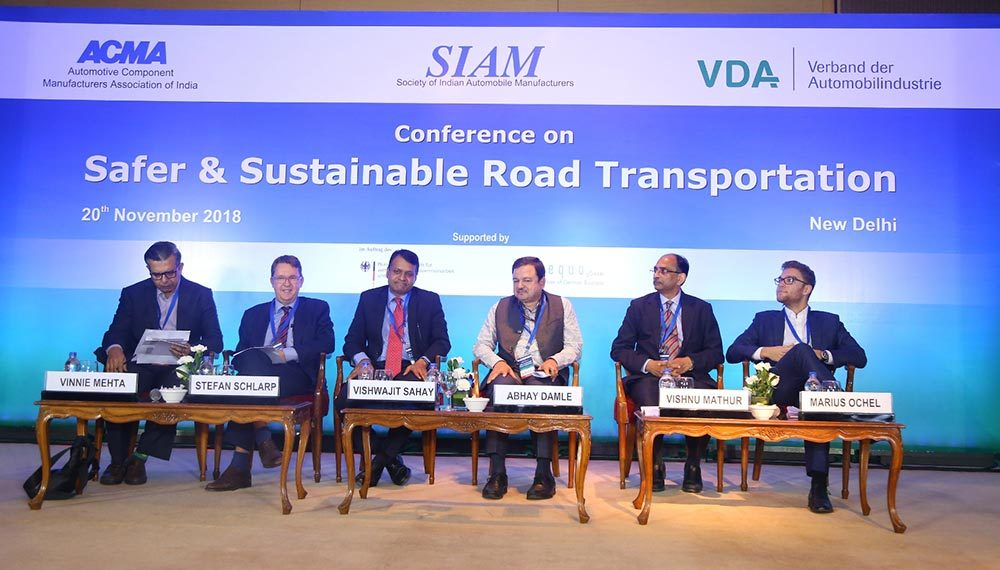 India-Germany Collaboration to Provide Safer & Sustainable Road