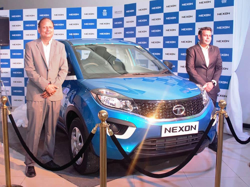 Tata Nexon Launch in Tananzia Africa