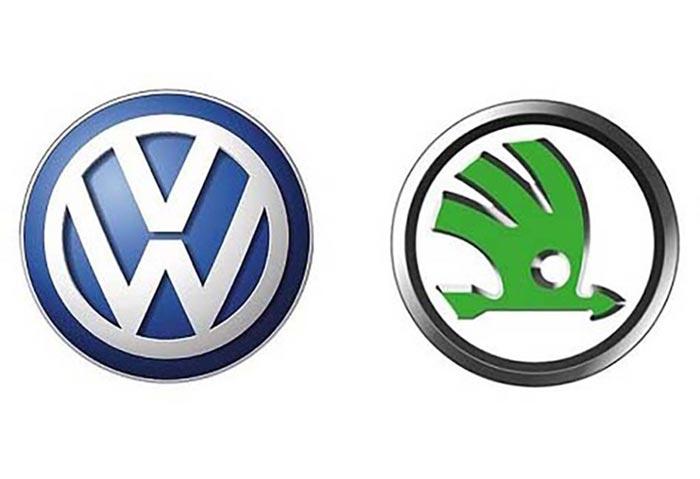Volkswagen Skoda Logo