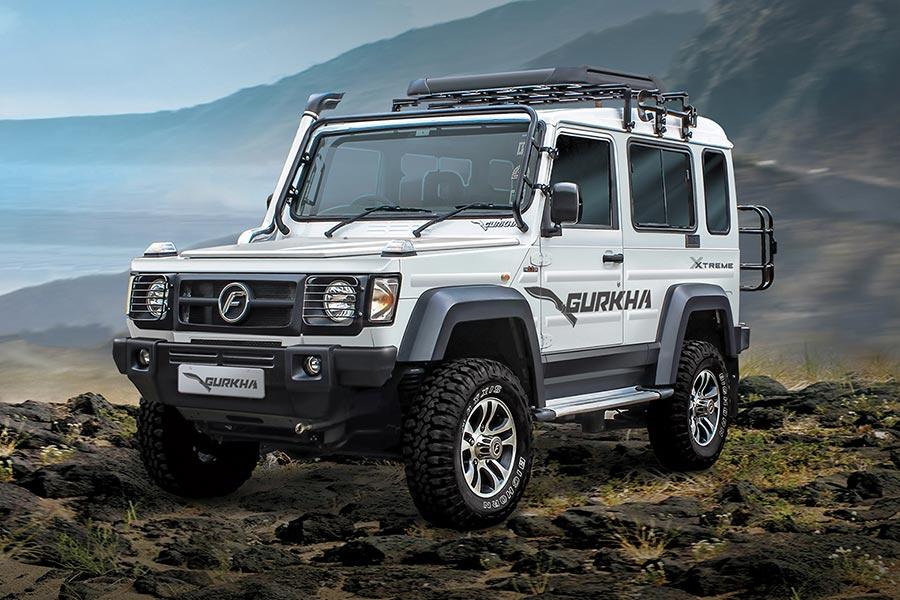 Gurkha Xtreme by Force Motors