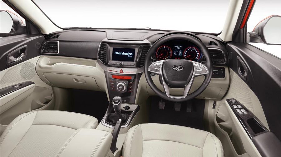 Mahindra XUV300 Interior Photos
