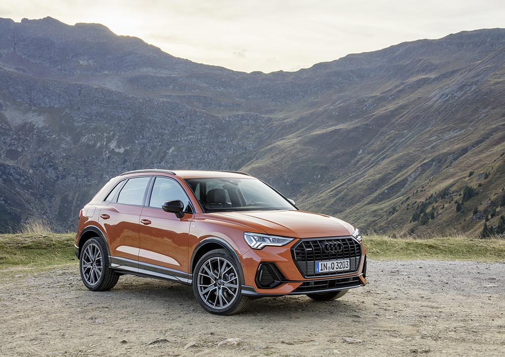 New Audi Q3 Global NCAP Safety Rating