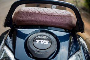 TVS Jupiter Grande Fuel Filler Cap