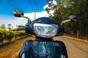 TVS Jupiter Grande Edition Front Headlamp LED