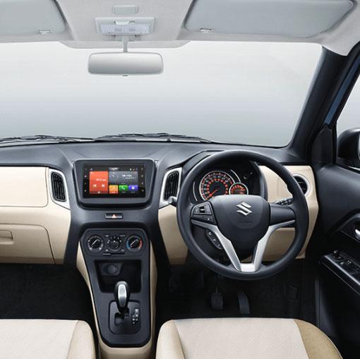 2019 Maruti Wagon R Interiors Revealed No Android Auto