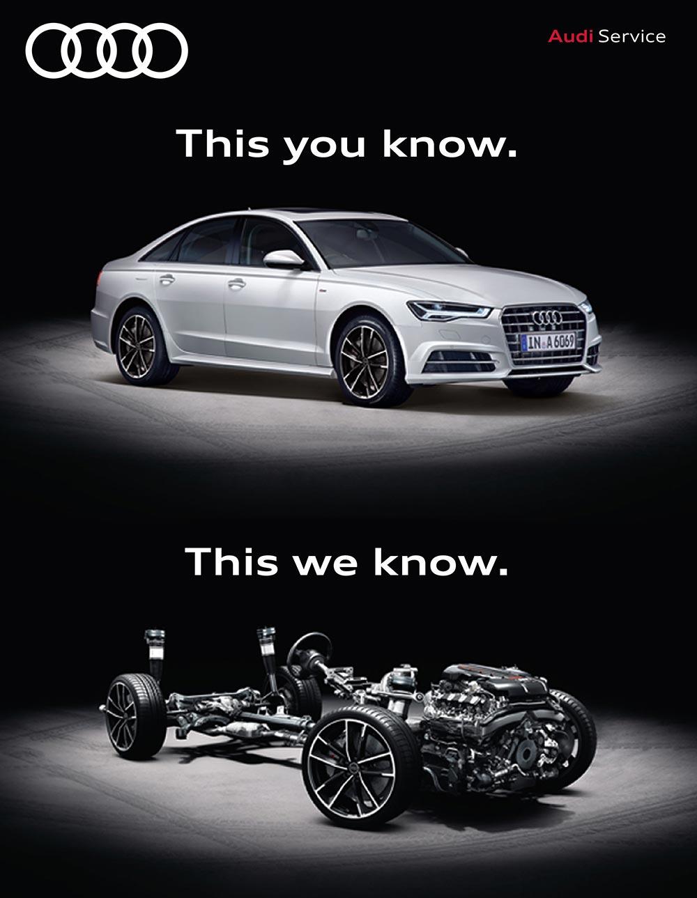 Audi Cars in India