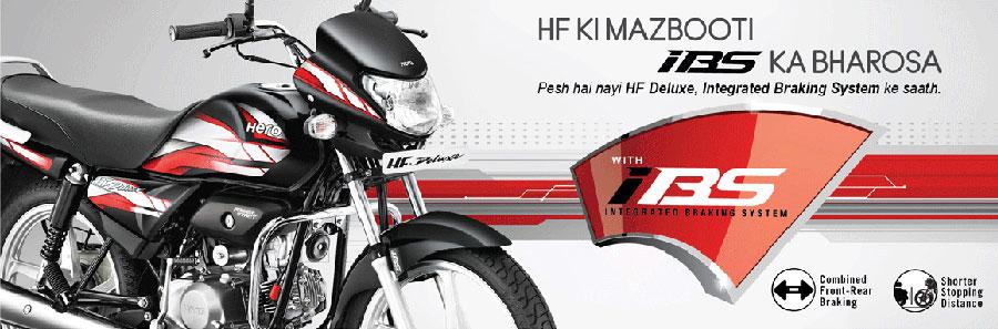 Hero HF Deluxe IBS