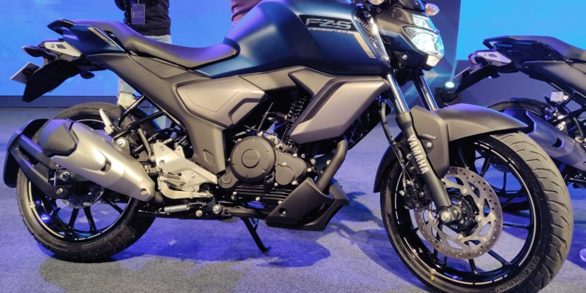 2019 Yamaha FZ Fi Version 3.0 Launched At Rs 95,000 (Ex