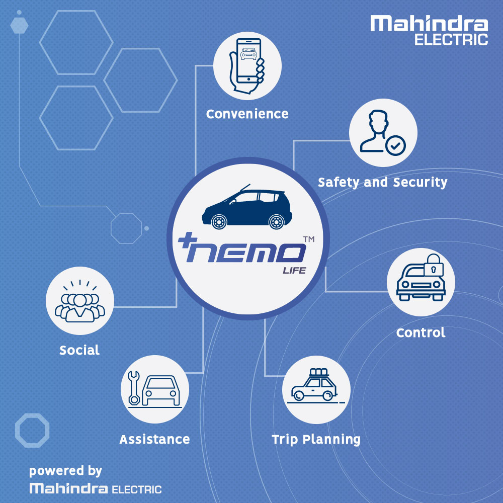 Mahindra Electric Nemo Life