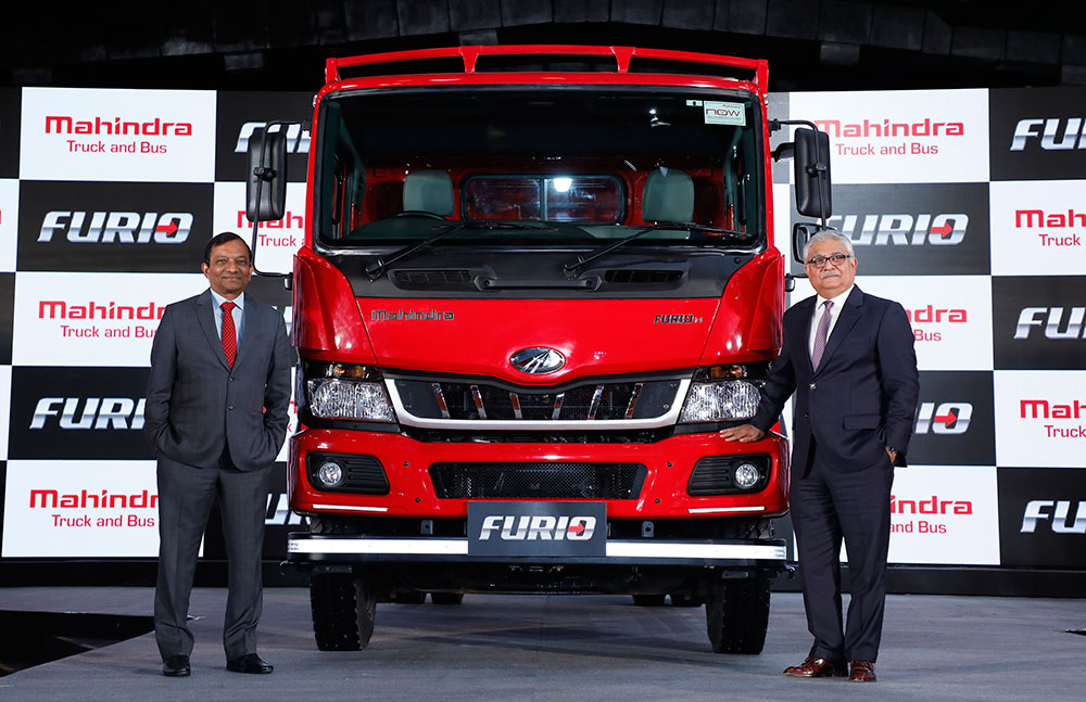 Mahindra Furio India Launch