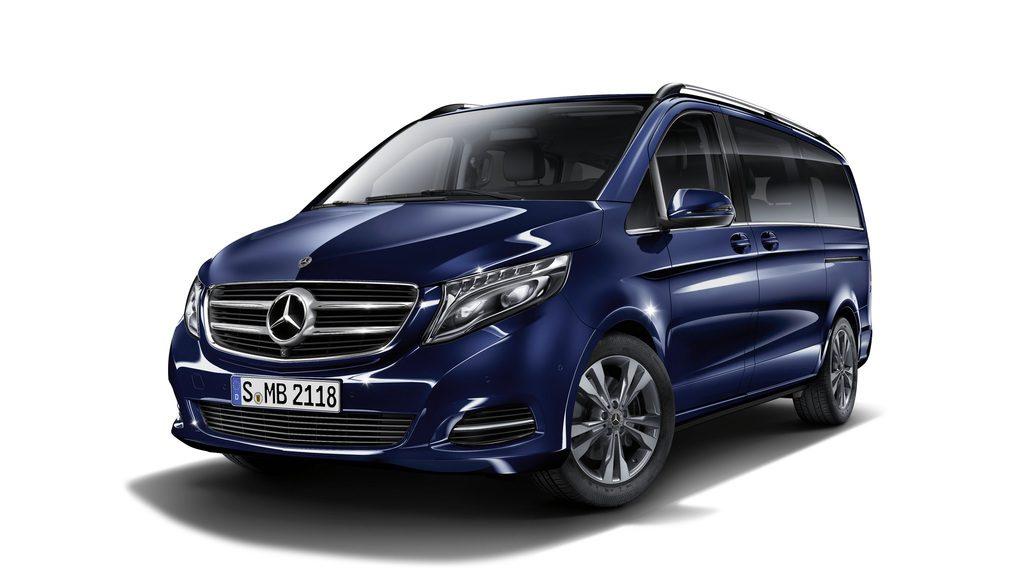 Mercedes-Benz V Class Photo