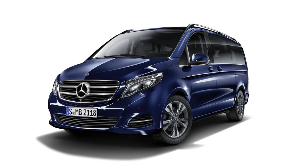 Mercedes-Benz V Class Photo