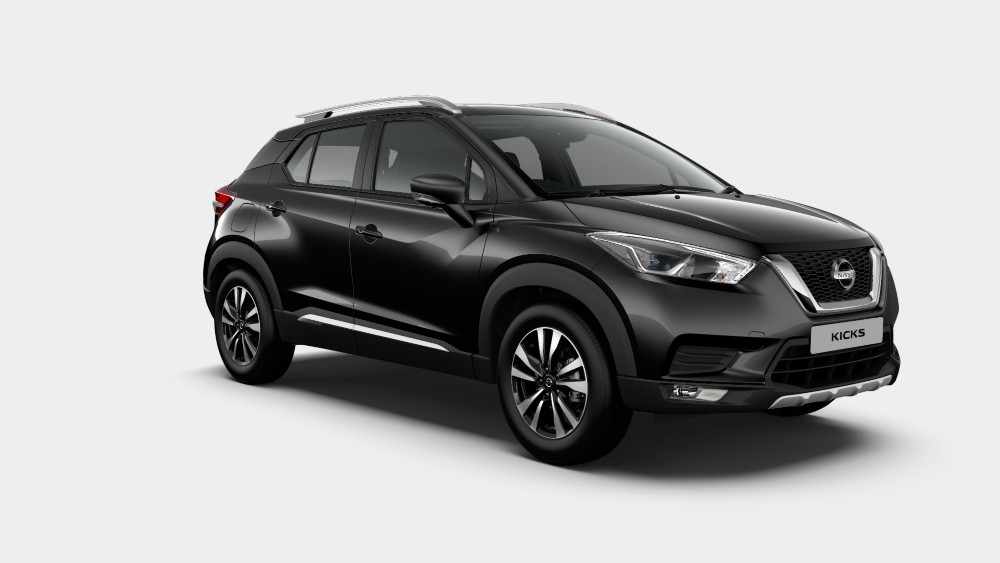 Nissan Kicks Night Shade Color