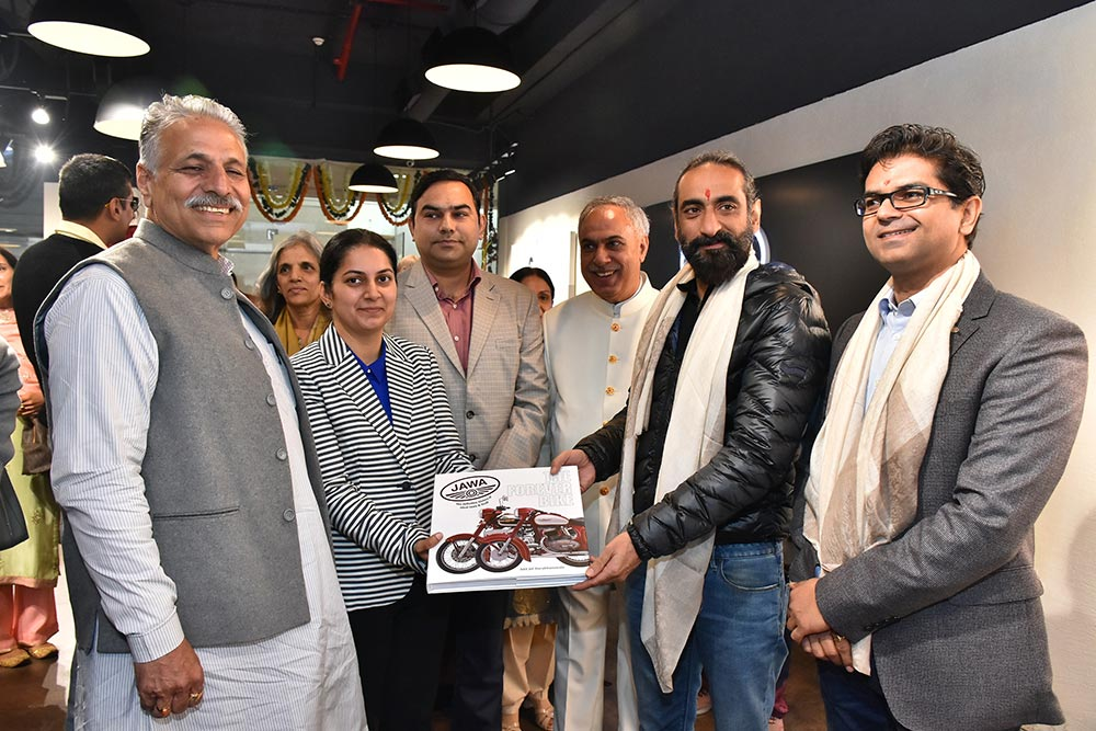 Jawa Dealership India