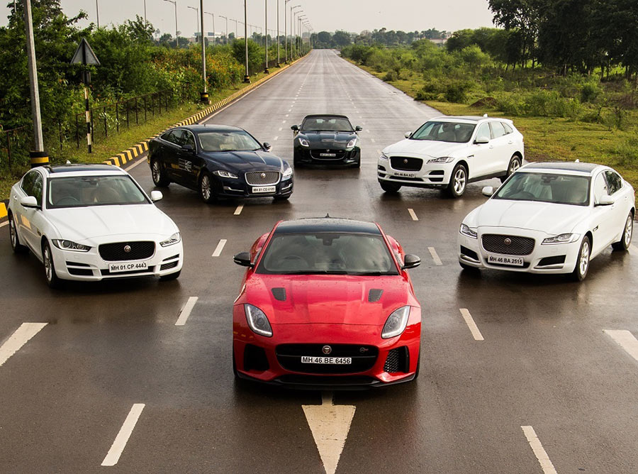 Jaguar Art of Performance 2019 Bangalore