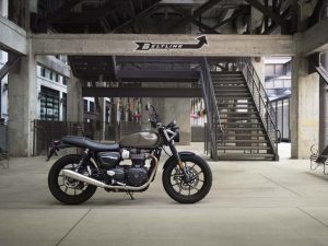 New Triumph Street Twin