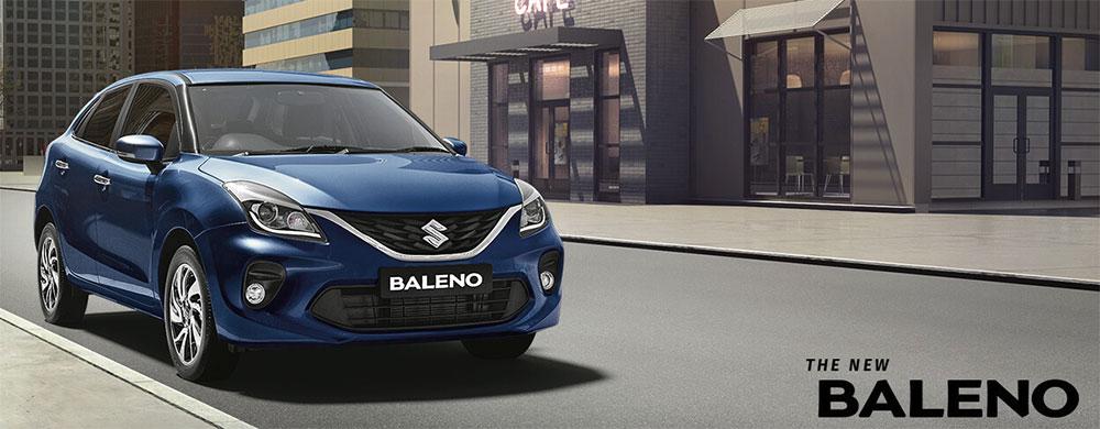 All New 2019 Maruti Suzuki Baleno
