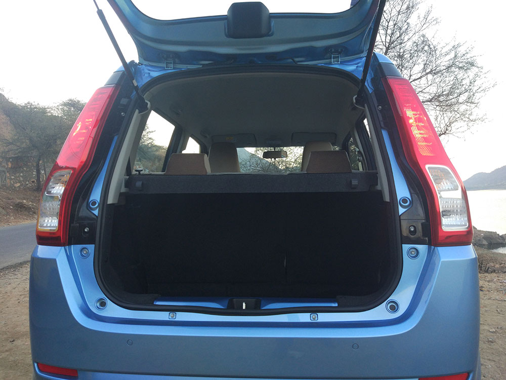 2019 New Big Wagon R Boot Space