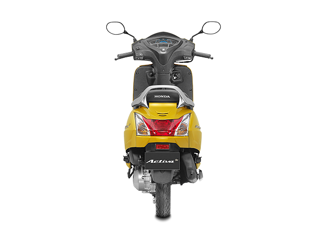 Red White And Blue Auto Sales >> Honda Activa 6th Gen to be powered by FI Engine with BS6 ...