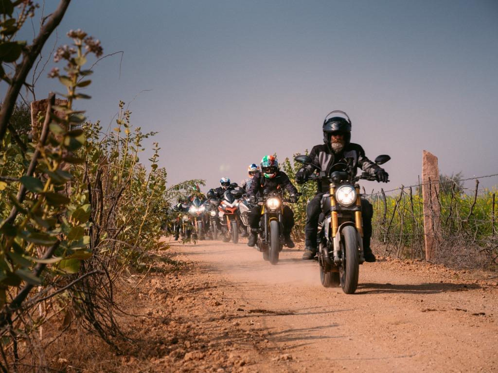 Ducati Ride