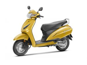 Honda Activa Fuel Injected Engine