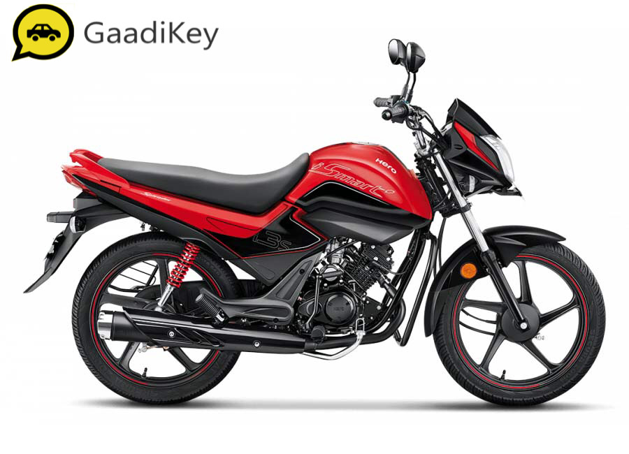 2019 Hero Splendor iSmart Plus in Jet Black colour
