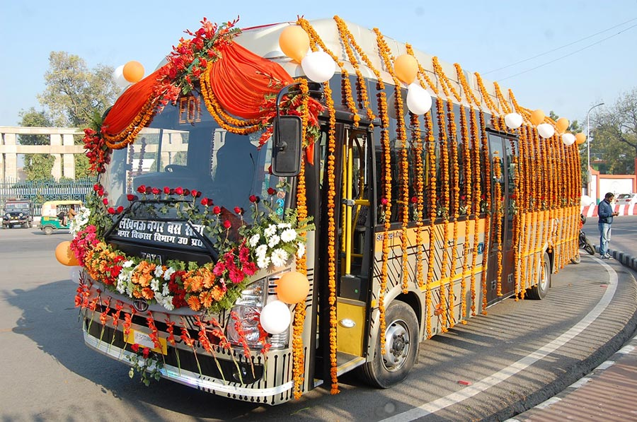 Electric Bus by Tata Motors