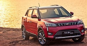 Mahindra XUV300 Rage Red Review Diesel variant