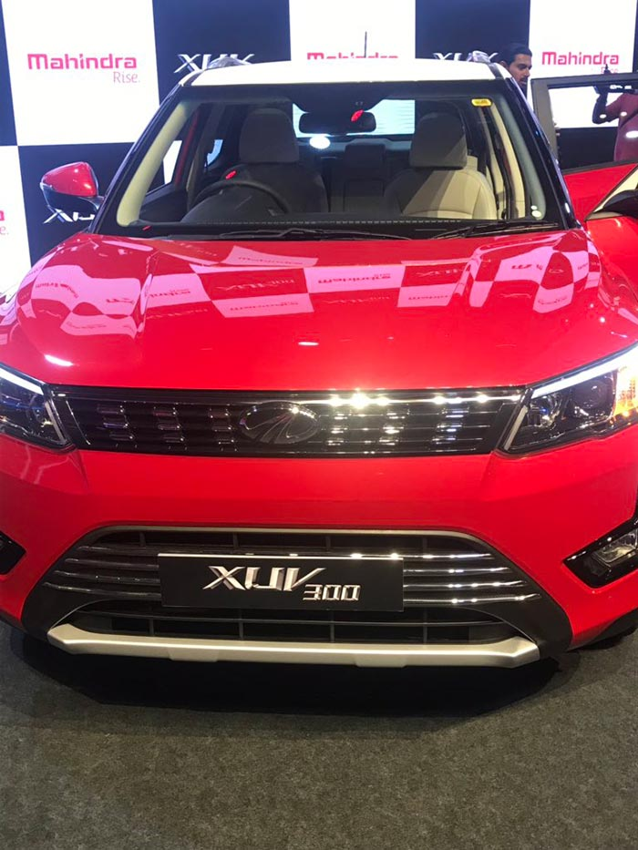 Mahindra Xuv300 Launched At Rs 7 9 Lakhs First Compact